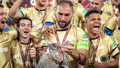 Photo of Rusya Kupası'nı Yıldız Futbolcu Branislav Ivanovic Kırdı