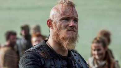 Photo of Vikings Dizisinin Genç Aktörü Alexander Ludwig, Netflix Filminde!