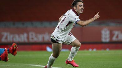 Photo of Ziraat Türkiye Kupası Finalinde Abdülkadir Ömür Adeta Parladı