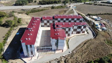 Photo of Sinop'ta 2218 Kapasiteli Yeni Yurt Açıldı
