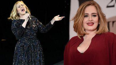 Photo of Adele Azmiyle Herkesi Şaşırtıyor, 45 Kilo Uçtu Gitti!