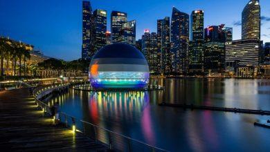 Photo of Apple, Singapur'da Suda Yüzen Mağazasını Açacak