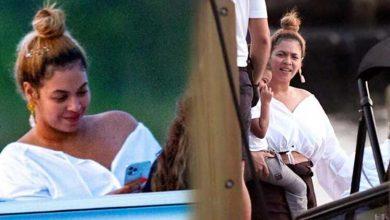 Photo of Beyonce, Ailesiyle Beraber Tekne Turu Yaptı
