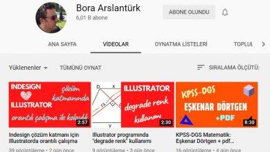 Photo of Bora Arslantürk, Youtube'da Matematik Anlatmaya Devam Ediyor