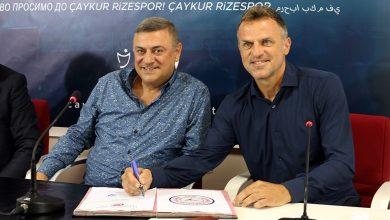 Photo of Çaykur Rizespor'un Yeni Teknik Patronu Resmen Stjepan Tomas Oldu