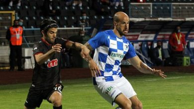 Photo of Gabriel Obertan, 1 Sene Daha BB Erzurumspor'da