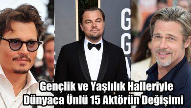Photo of Gençlik ve Yaşlılık Halleriyle Dünyaca Ünlü 15 Aktörün Değişimi
