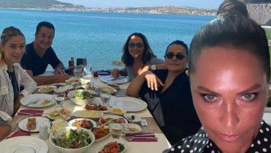 Photo of Hülya Avşar, Acun Ilıcalı'nın Ziyaretinden Çok Memnun