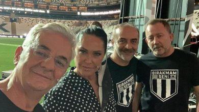Photo of Hülya Avşar, Beşiktaş'a 50 Bin TL Bağışladı