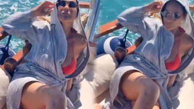 Photo of Hülya Avşar'dan Tekne Keyfi Videosu Geldi