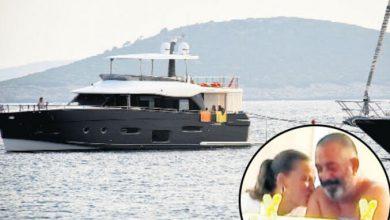 Photo of Serenay Sarıkaya – Cem Yılmaz Çifti, Bodrum'da Tatil Yapıyor