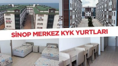 Photo of Sinop Merkezde Bulunan Kız-Erkek KYK Yurtları