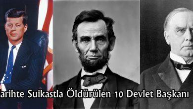 Photo of Tarihte Suikastla Öldürülen 10 Devlet Başkanı
