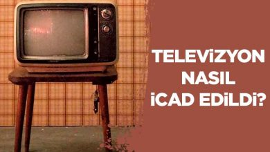 Photo of Televizyon Ne Zaman icat Edildi?