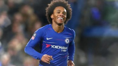 Photo of Willian, 7 Senelik Chelsea Kariyerine Nokta Koydu