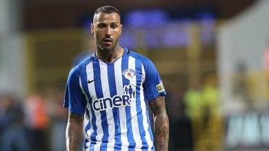 Photo of Quaresma, Vitoria Guimaraes'e Gidiyor