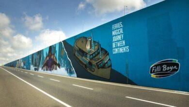 Photo of İstanbul Havalimanı'nda Türkiye'nin En Büyük Grafitisi